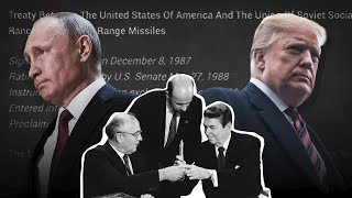 Why a U.S.-Russia Nuclear-Arms Treaty Is on the Brink of Collapse