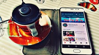 How To Cool Coffee With A Smartphone
