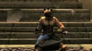 spartan Total Warrior - Trailer 3 - PS2