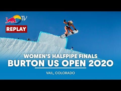 Women's Halfpipe Finals | Burton US Open 2020 - FULL REPLAY