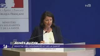 Ce qu'il faut retenir des annonces de la ministre Agnès Buzyn
