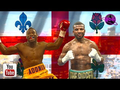 Adonis Stevenson-Badou Jack (Stevenson, Film Analysis Part 2)