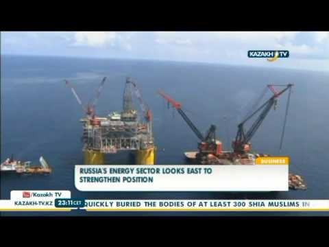 Russia's energy sector looks east to strengthen position - Kazakh TV