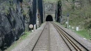 bath spa to severn tunnel junction cab video no audio hdl green dragon railtour 18 april 2015