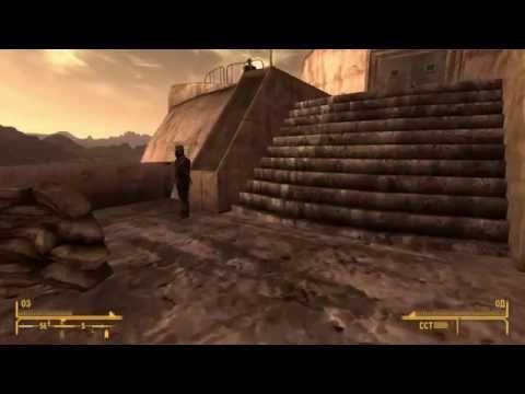 Как в Fallout: New Vegas Защитить Президента Кимбола - Ты Почувствуешь Приближение