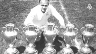 On this day in 1989, Di Stéfano won the Super Ballon d'Or