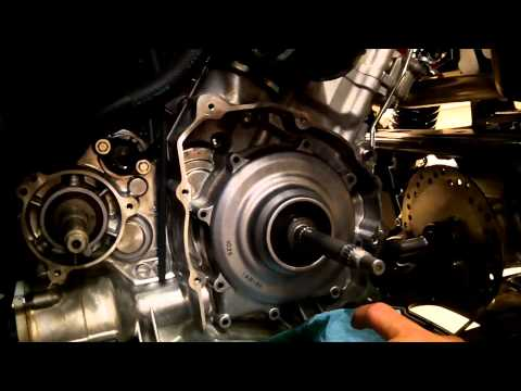 clutch-kit-install---2014-yamaha-viking---epi