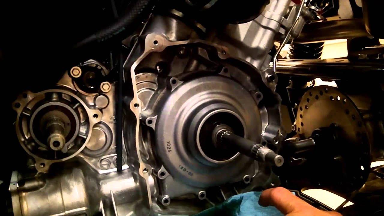 Clutch Kit Install - 2014 Yamaha Viking - EPI
