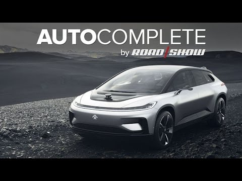 AutoComplete: Faraday Future fights back against $1.8 million lawsuit