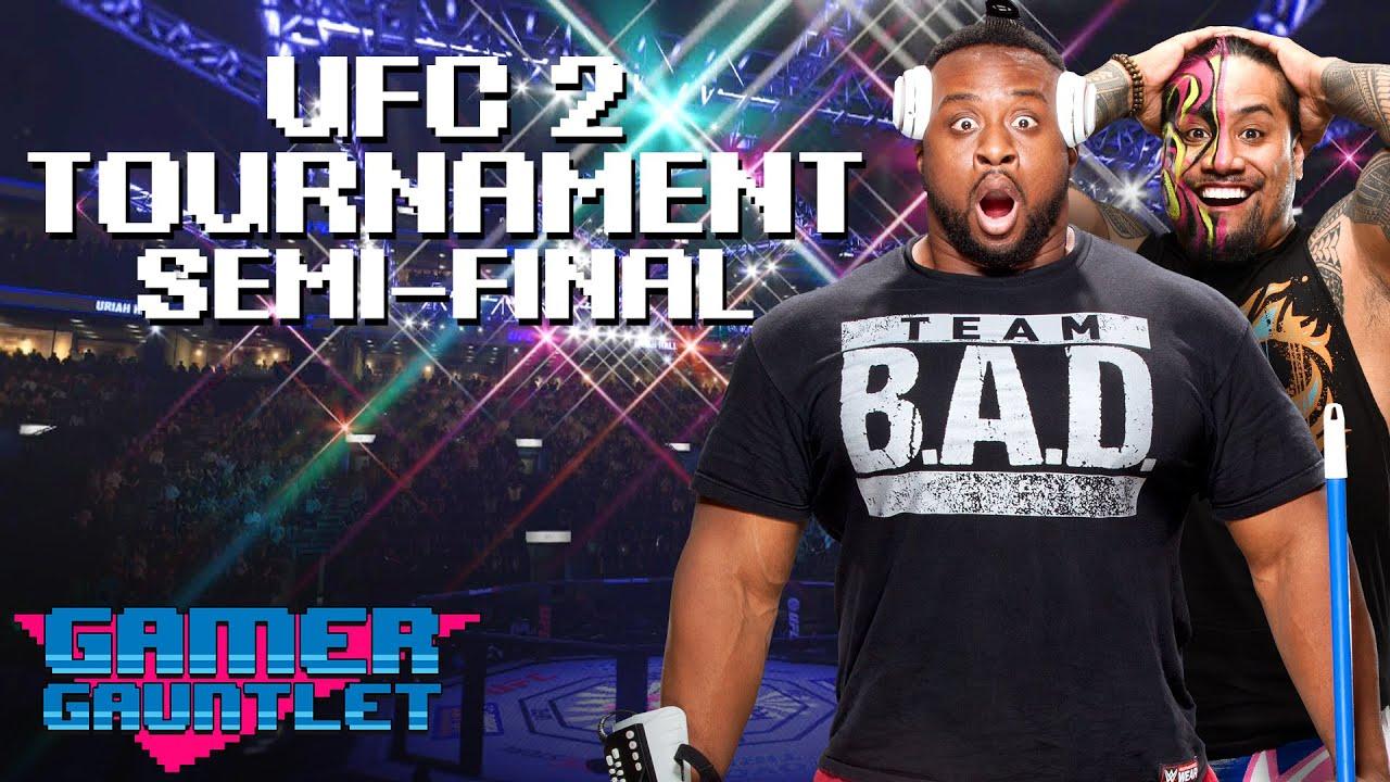 Big E vs. Jimmy Uso: UFC 2 Tournament Winners Bracket Semi-Final — Gamer Gauntlet