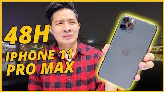 MƯỢN iPHONE 11 PRO MAX 2 NGÀY DÙNG THỬ VÀ CÁI KẾT...