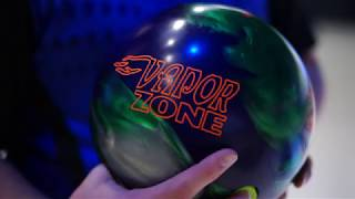 New Brunswick Vapor Zone Hybrid Bowling Ball13#