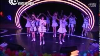 http://snh48.info/ SNH48 1st anniv live 'Flying Get' on Oct 13, 201...