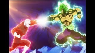 NUEVO TRAILER: ¿JIREN VS BROLY SE ENFRENTARAN? - PELICULA DE DRAGON BALL SUPER 2019