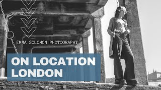 On Location Photography | Prospect of Whitby, London | Female Photographer