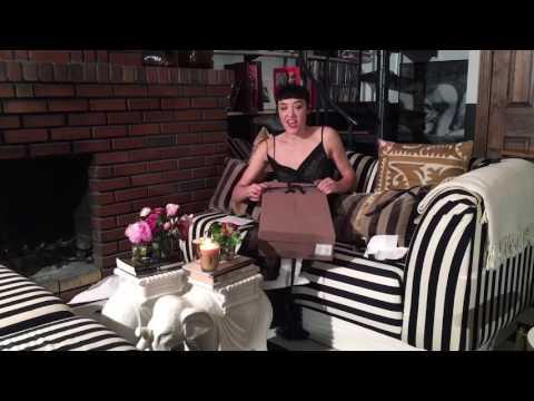 #BarneysUnwrapped: Mia Moretti