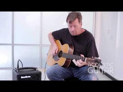 Acoustic Guitar reviews the Henriksen the Bud amplifier