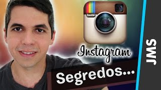 Instagram Pequenos Segredos | Jefferson Meneses