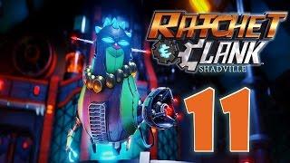 ratchet & Clank (PS4) Прохождение игры #11: Планета Кварту и Миссис Зуркон