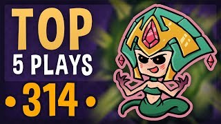 League of Legends Top 5 Plays Week 314 | Unbelievable Moments (Best Saves)