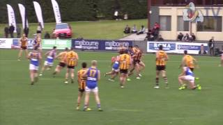 Round 12 Highlights vs Box Hill