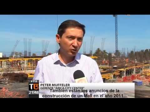 Reportaje 2016: Arica denuncia abandono y olvido del Estado de Chile