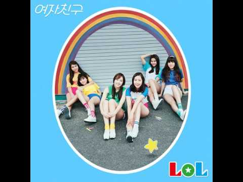GFRIEND- 1st Album LOL_HD