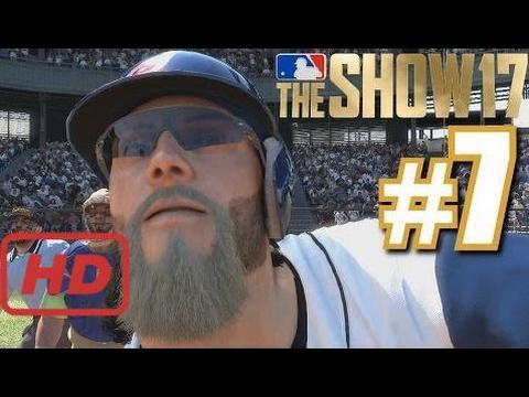 STANTON MAKES HIS PRESENCE FELT! | MLB The Show 17 | Diamond Dynasty #7 HD