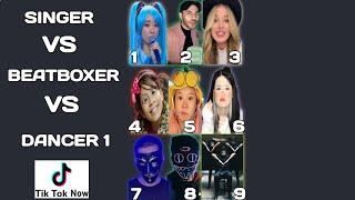 SINGER VS BEATBOXER VS DANCER7