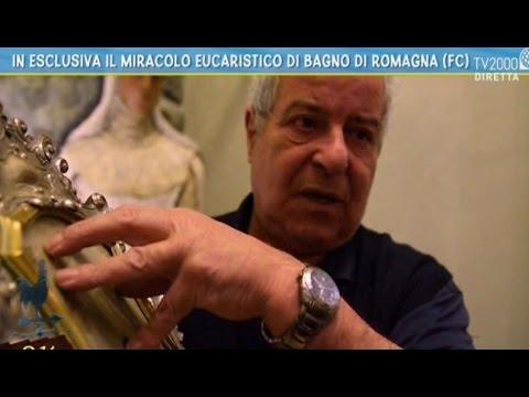 In esclusiva il Miracolo Eucaristico di Bagno di Romagna (FC) - YouTube