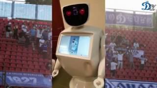 Робот запрошує всіх до Мозиря
