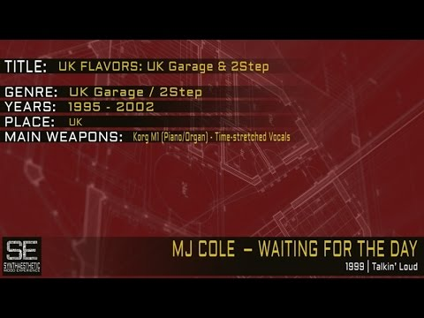 MJ Cole - Waiting For The Day (Talkin' Loud | 1999)