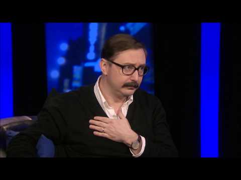"Theater Talk: John Hodgman on ""I Stole Your Dad"""