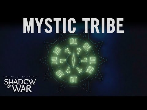Official Shadow of War Mystic Tribe Trailer