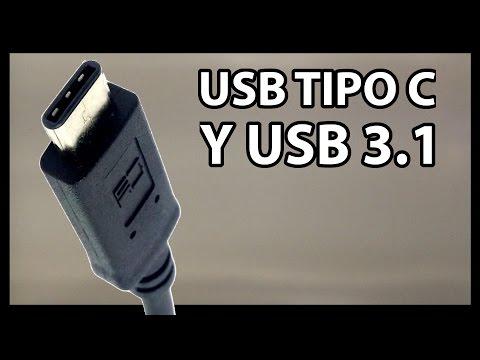 Que es USB Tipo C y que es USB 3.1 (no es lo mismo)