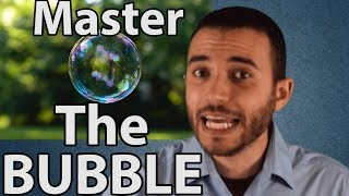 Poker Science: Playing the Bubble