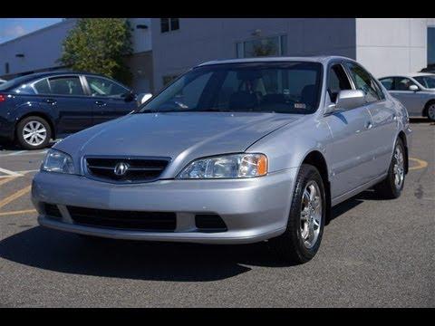 1999 Acura TL 32 V6 Sedan