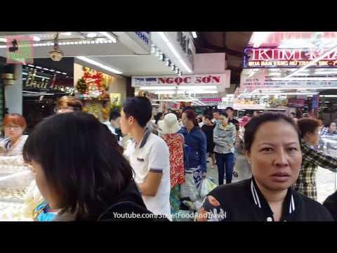 Vietnam Travel - Vietnamese Jewelry Market - Cho Thiet Pho Co Dieu Q11