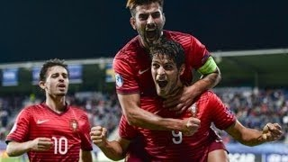 Portugal vs Germany 5-0 (UEFA Euro U-21) 27.06.2015