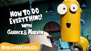 How To Draw | HOW TO DO EVERYTHING WITH GARRICK AND MARVIN