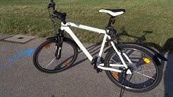 Mountain Bike Serious Rockville MTB - Bestellung + Aufbau + Testfahrt
