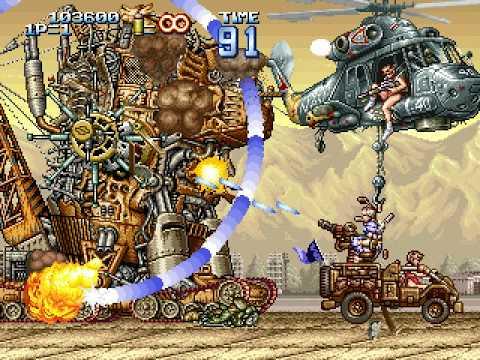 Gun Force II Longplay (Arcade) [60 FPS]