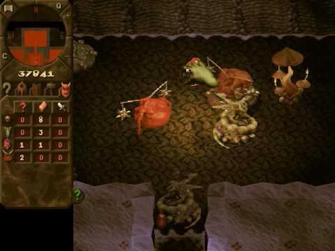 Dungeon Keeper The Deeper Dungeons: Level 13 Daka Gorn Part 1