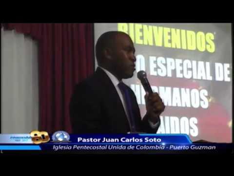 Pastor Juan Carlos Soto - Como agradar a Dios - Predicas IPUC 2017