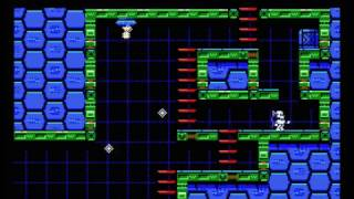 Ghost MSX - 5 minutes gameplay