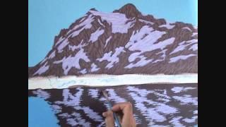 Видео 5 части 8, как рисовать горы и озеро с акрилом(Как рисовать горы и озеро с акрилом на холсте. В этом видео я объяснить каждый шаг живопись процесс скалы,..., 2011-08-27T07:48:40.000Z)