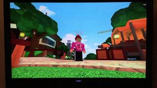 playing roblox with Cat Kan Draw studios
