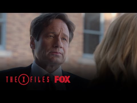 Scully And Mulder Discuss Their Son | Season 10 Ep. 2 | THE X-FILES