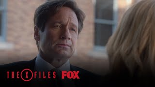 Scully And Mulder Discuss Their Son   Season 10 Ep. 2   THE X-FILES