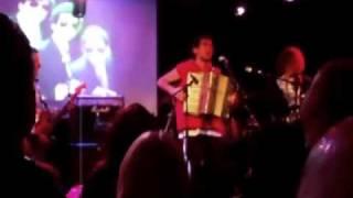 JONA LEWIE Seaside Shuffle with the GLITTER BAND Southampton Talking Heads 2010